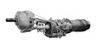 Rolls-Royce T56 Turboprop Engine