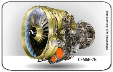 CFM International CFM56 (F108) Turbofan Engine